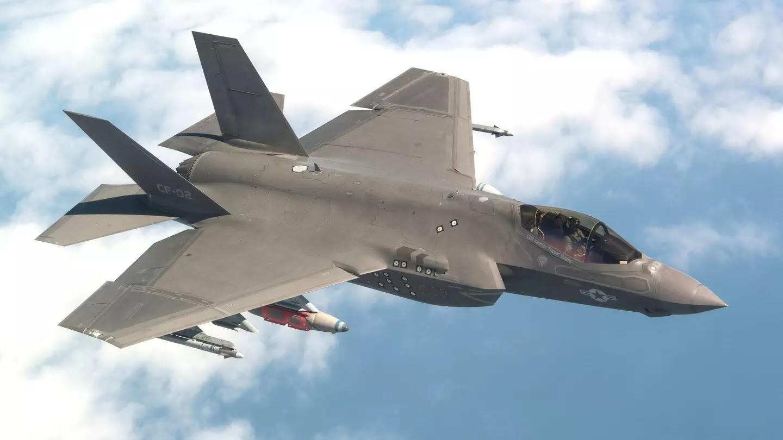 Πήρε τα πρώτα F-35 η Τουρκία!