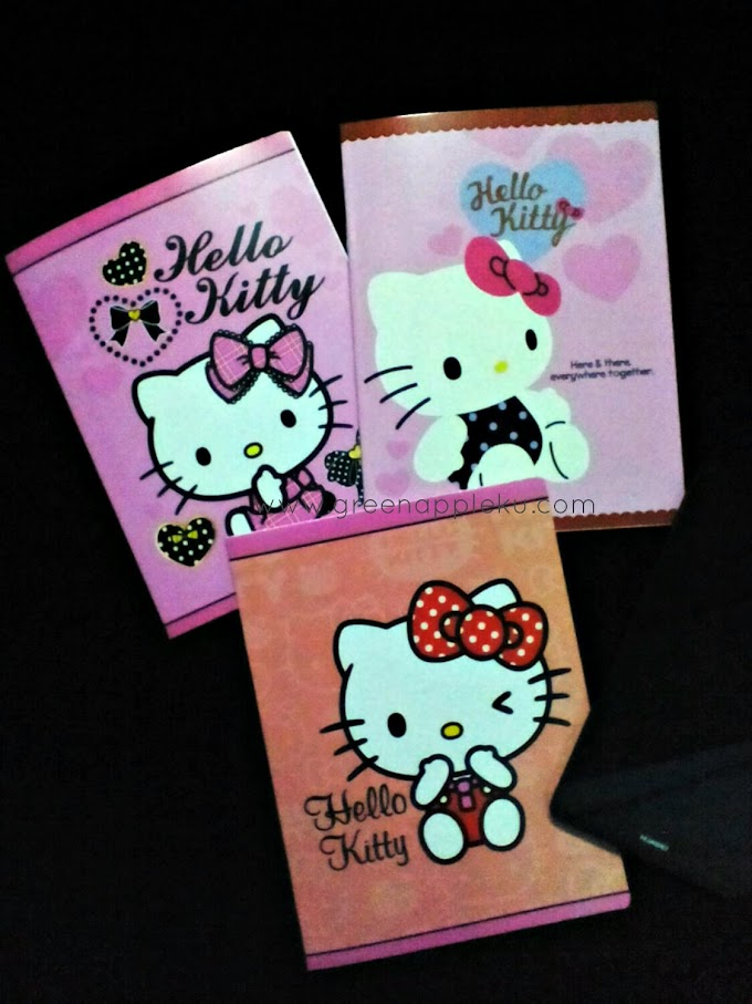 Hello Kitty Note Book for only RM1!