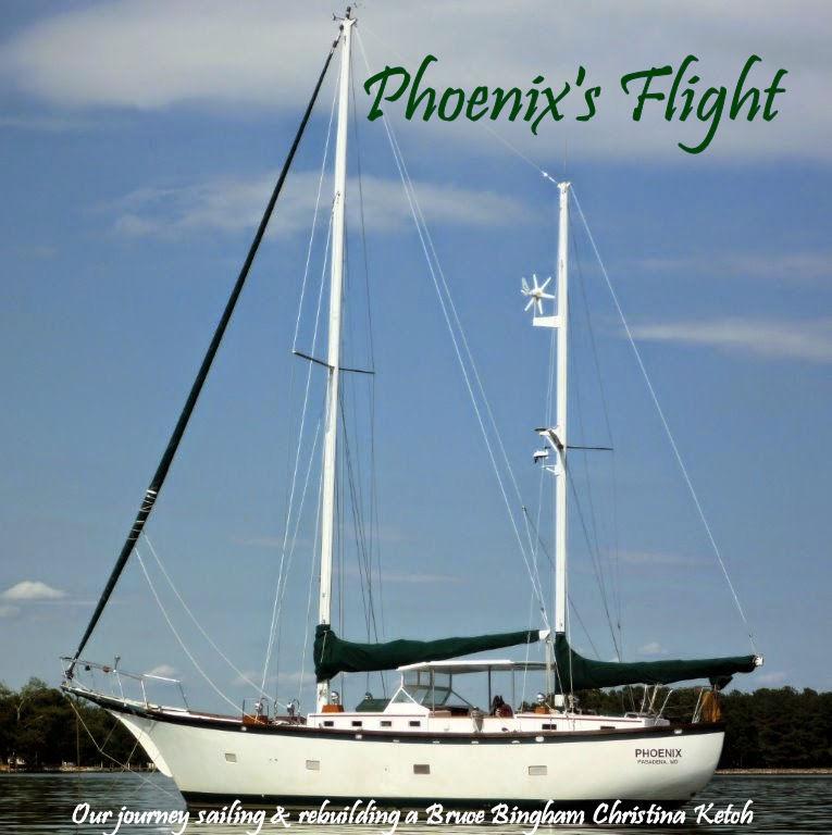 Phoenix's Flight: Building a Marine Navigational Computer