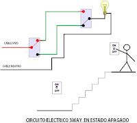 circuito de tres vias o 3way para controlar luz en escalera-3