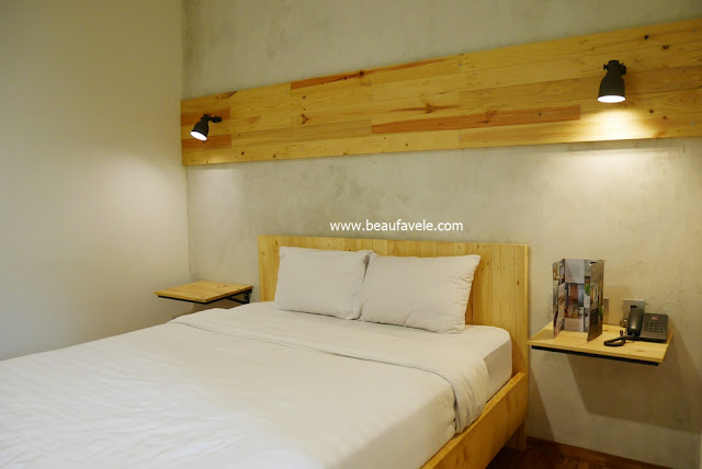 Kamar di The Journey Hotel Jogja