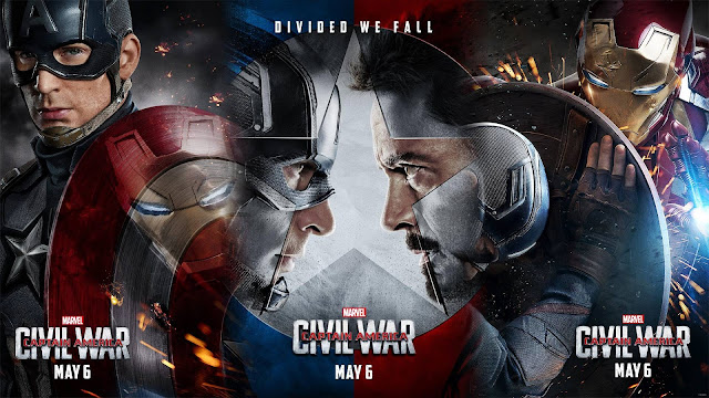 """Capitán América: Civil War"" (Anthony Russo y Joe Russo, 2016)"