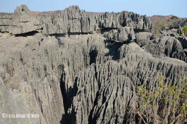 gran tsingy parque nacional tsingy de bemahara madagascar