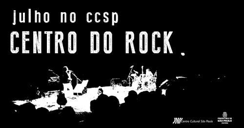 Centro Cultural São Paulo se tornará o Centro do Rock em julho