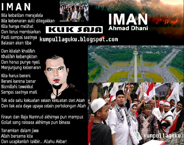 Lagu IMAN Ahmad Dhani