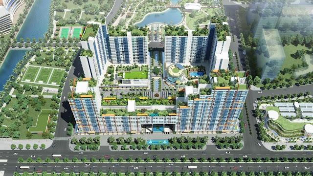 DỰ ÁN NEW CITY STAR CĂN HỘ QUẬN 2 VỊ TRÍ VÀNG