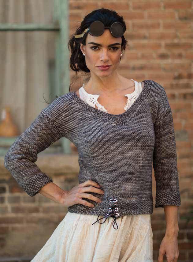 c240f1b2b159 Voie de Vie  And Then There Was a New Knit Design