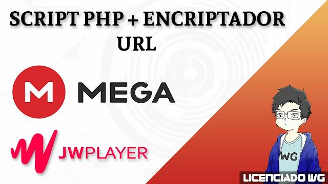 JWPlayer MEGA Encriptado URL