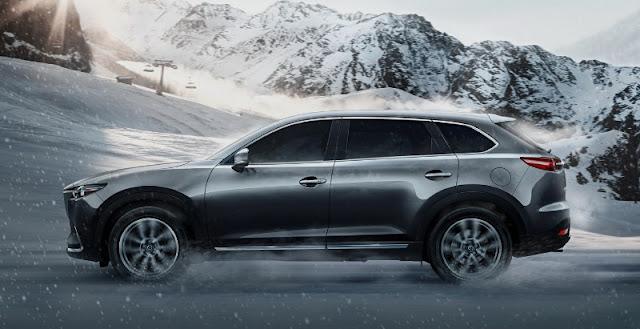 2019 Mazda CX-9 Rumors