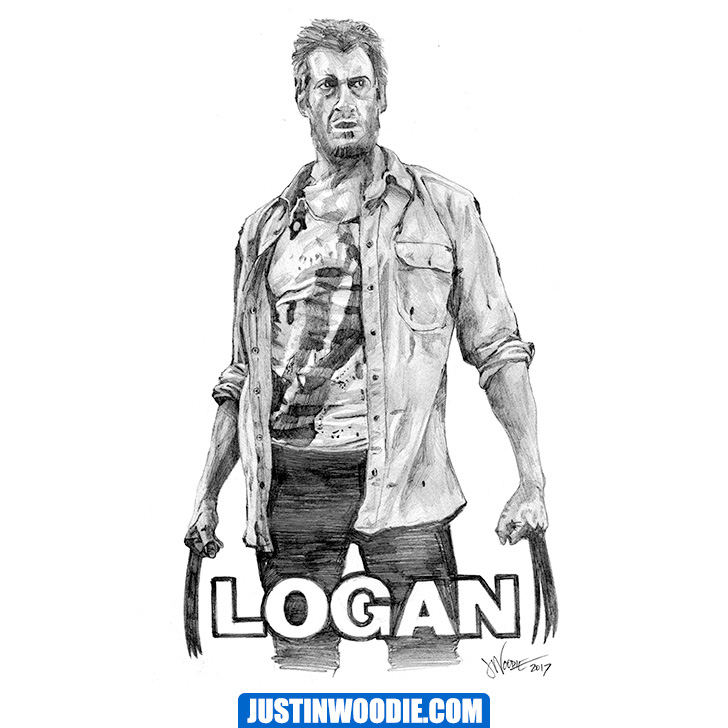 Logan Illustration