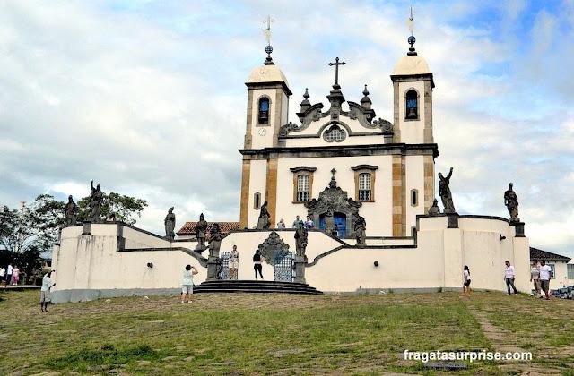 Basílica de Bom Jesus de Matosinhos, Congonhas, Minas Gerais