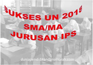 DOWNLOAD SOAL UJI COBA BESERTA KUNCI JAWABAN UNTUK PERSIAPAN UN 2018 SMA / MA JURUSAN IPS LENGKAP MEMUAT SOSIOLOGI,GEOGRAFI,EKONOMI,ANTROPOLOGI,BAHASA INDONESIA,MATEMATIKA,BAHASA INGGRIS