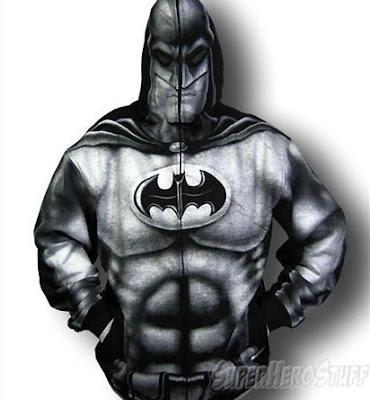 Ropa para los  fanáticos de Batman