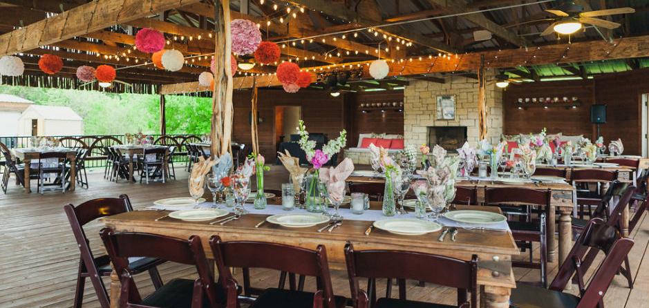 Hideout on the Horseshoe Wedding Venues
