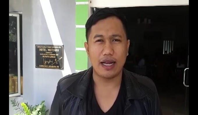 Ketua TKD Kabupaten Lebak, Apresiasi Kinerja KPU