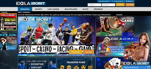 IdolaSbobet.com Agen Bola Sbobet Casino Online Terbaik