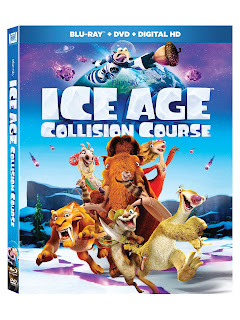 Ice Age Collision Course, kids movies, Ice Age
