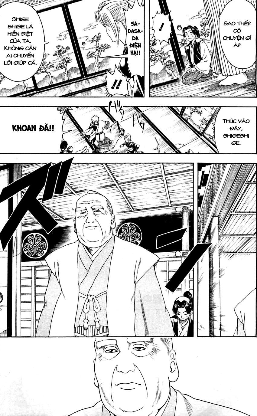 Gintama Chap 388 page 4 - Truyentranhaz.net