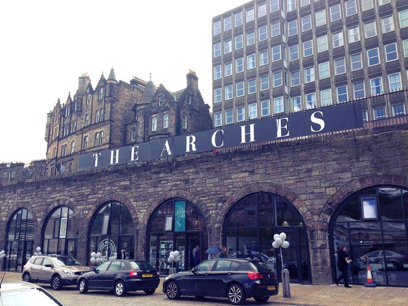 Waverley Arches Edinburgh