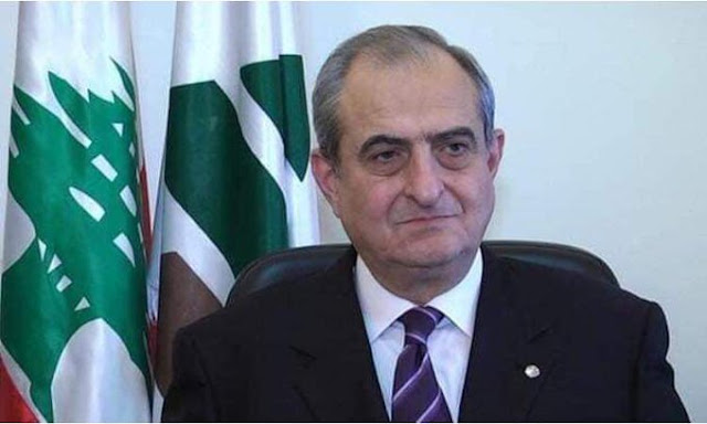 امين عام حزب الكتائب اللبنانية، نزار نجاريان ،انفجار بيروت اليوم