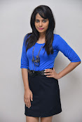 Nandita swtha sizzling in blue top-thumbnail-2