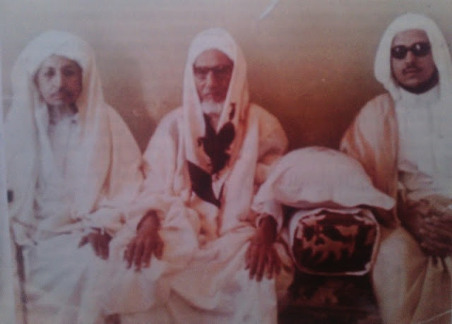 Meski Belum Pernah Bertemu, Syeikh Amin Quthbiy: Habib Luthfi akan Pimpin Thariqah