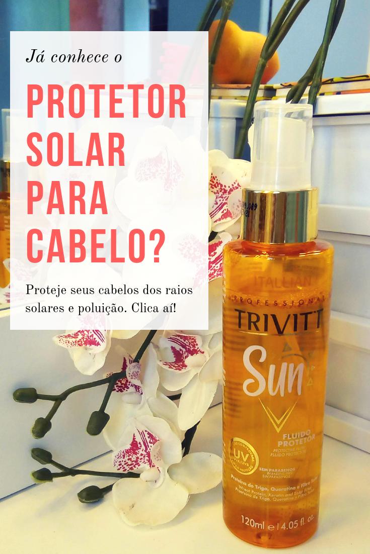 Proteção solar capilar - cabelo saudável no verão - Admirável Feminismo