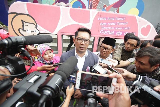 PPP Ancam Tarik Dukungan, Ini Tanggapan Ridwan Kamil