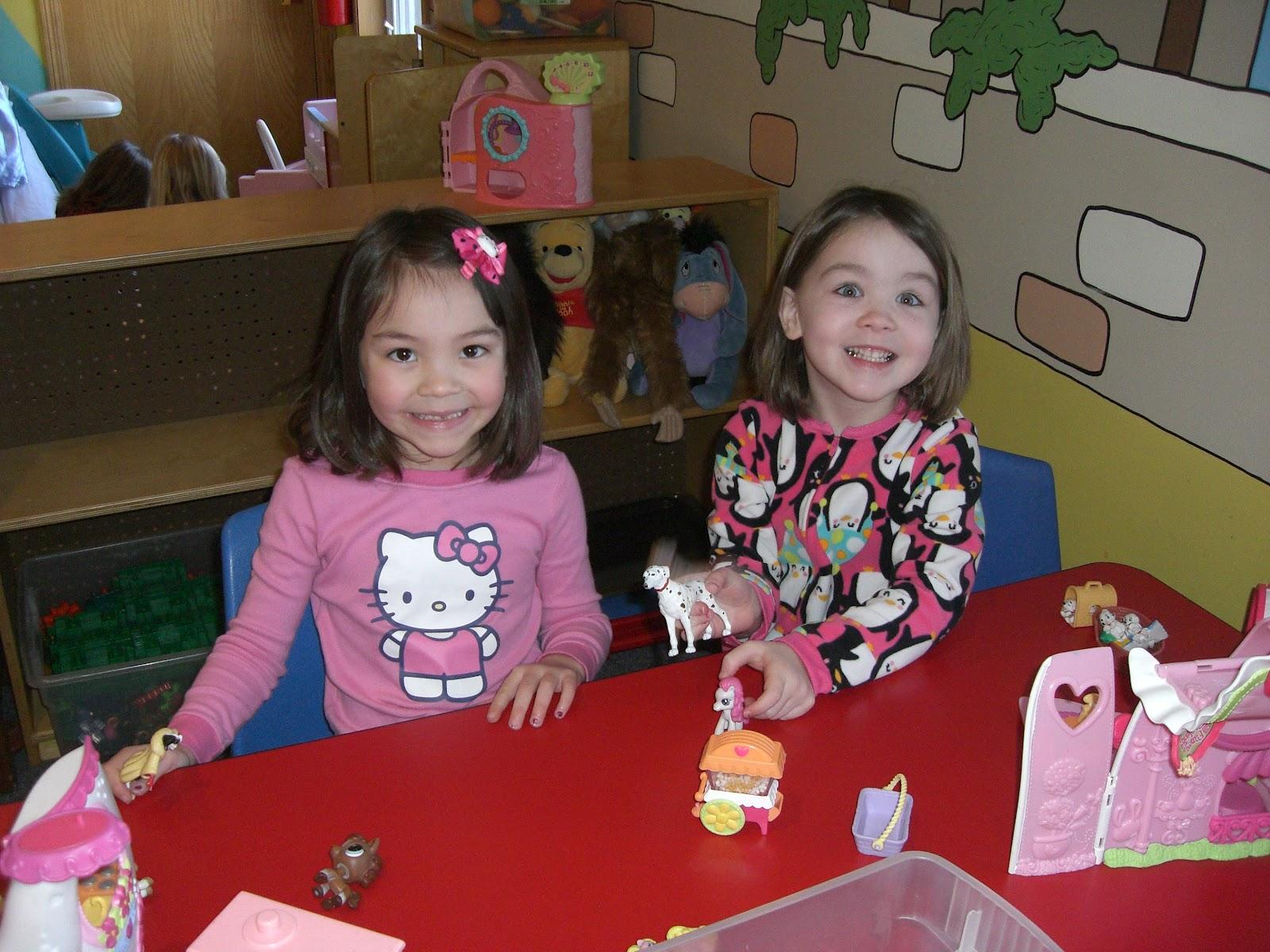 Country Kids Christian Preschool Pajama Day