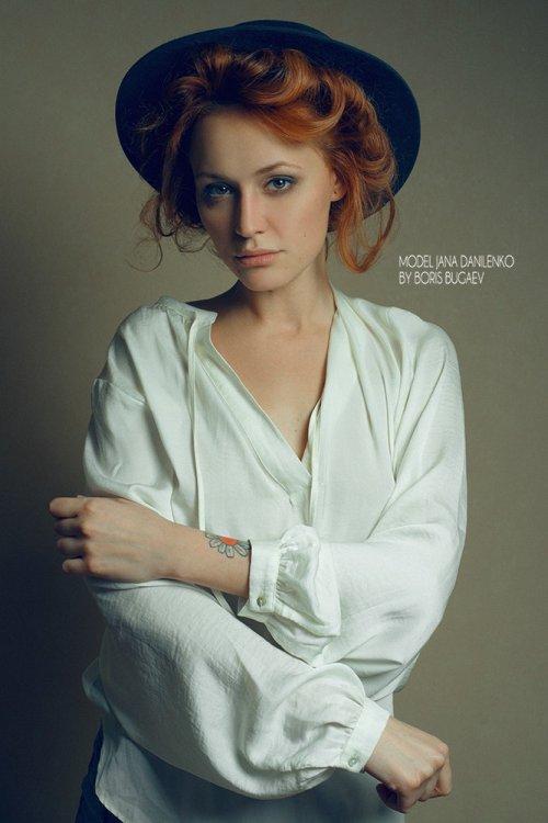 boris bugaev 500px arte fotografia fashion mulheres modelos beleza russa Jana Danilenko