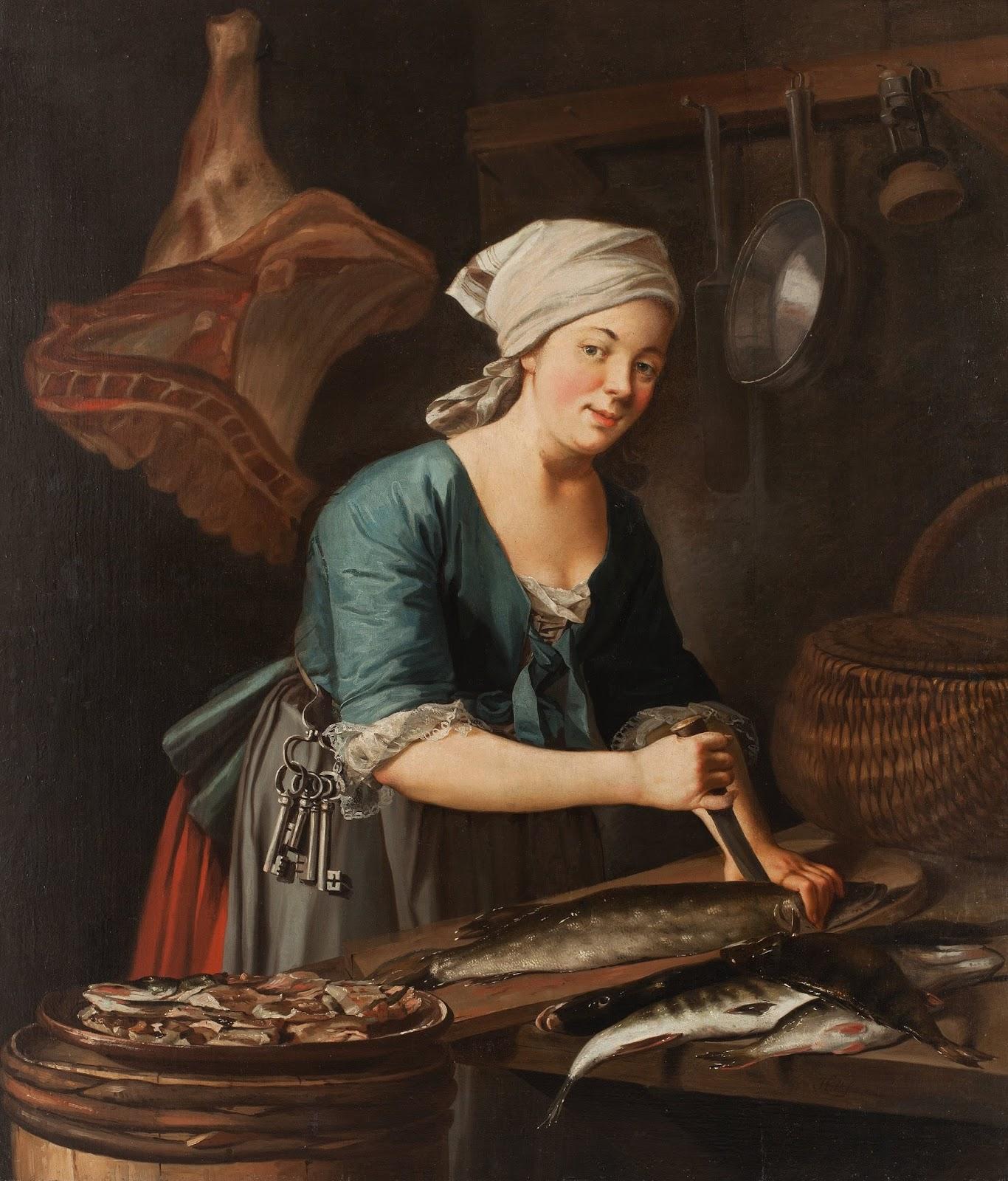 isis wardrobe working women in late 18th century sweden source