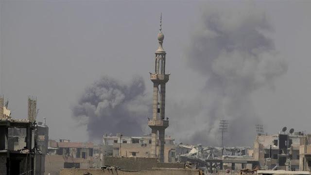 Dalam 48 jam, serangan udara AS di Suriah bunuh 100 warga sipil