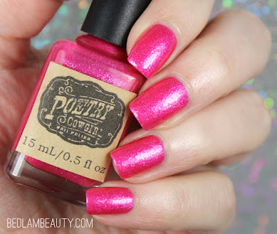 Poetry Cowgirl Nail Polish Not So Stupid Girl  | Polish Pickup May 2018