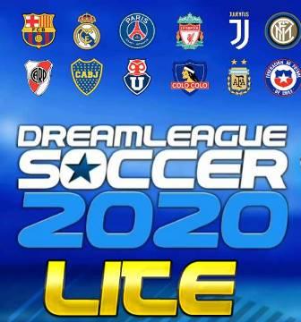 DLS20 Lite Mod Apk OBB Data Vs Dream League Soccer 2020