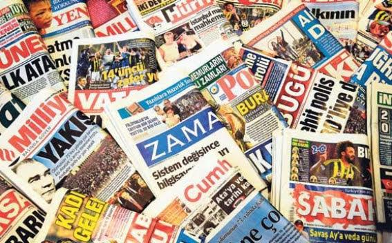 Turquía lidera países con periodistas encarcelados