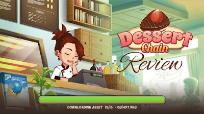 Dessert Chain, Challenge Foodies Game Review!