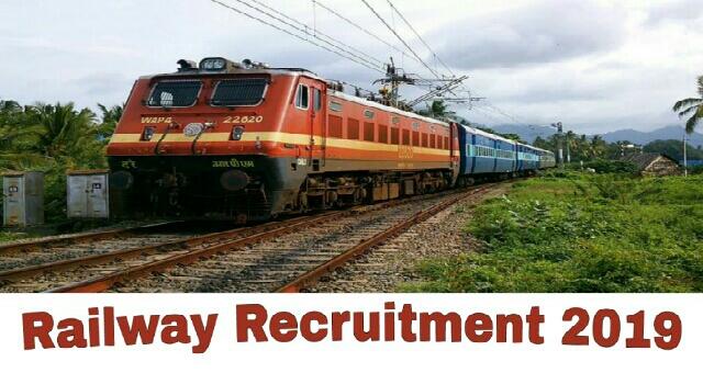 Railway Recruitment Jobs Vacancy, Apply For 1665 Vacancies in Online