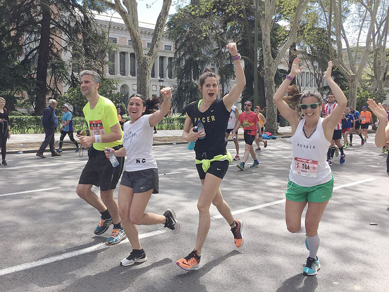 ROCK AND ROLL MARATON MADRID 2016