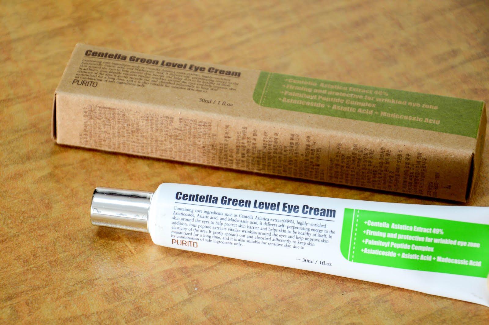 purito eye cream review
