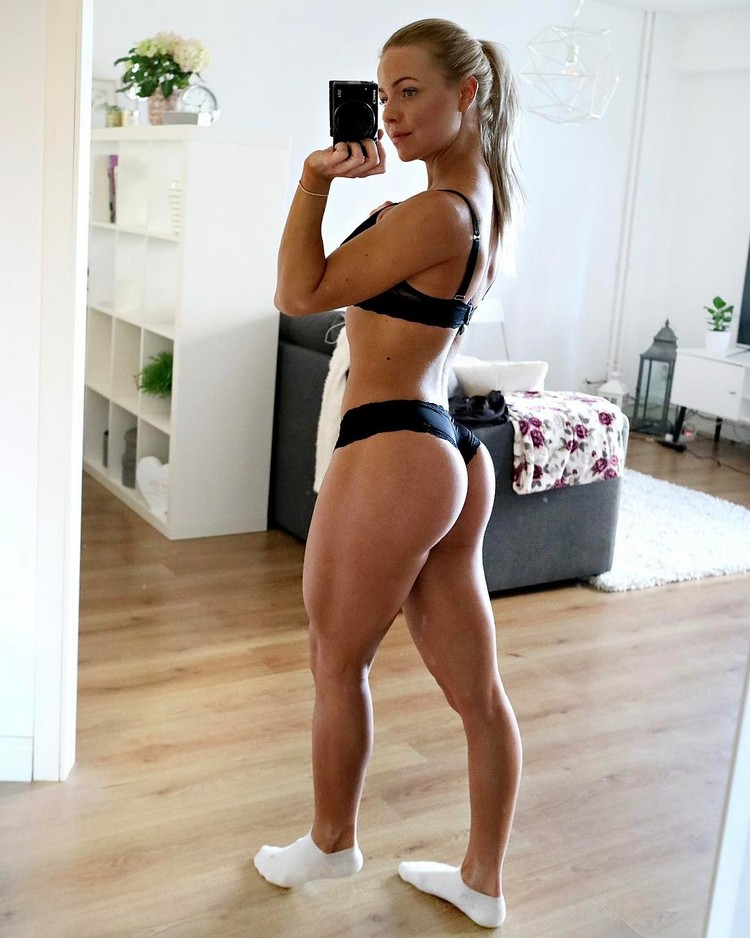 Swedish Fitness Model Denice Moberg 4