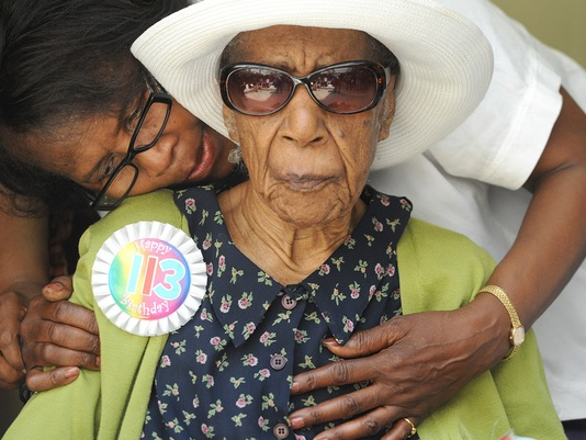 World's oldest person dies in New York at age 116
