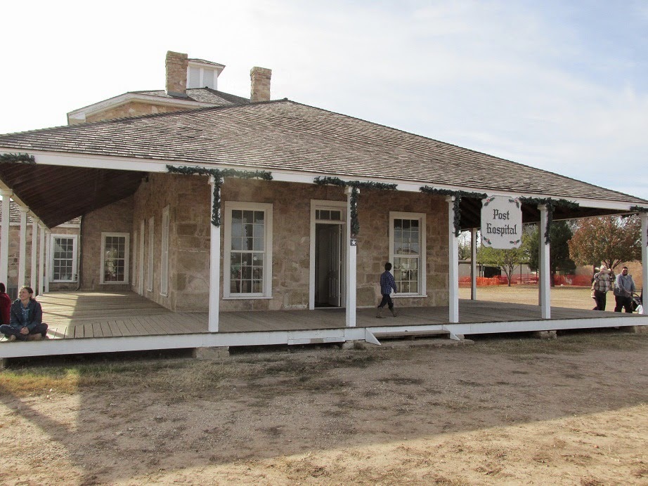 fort concho buildings