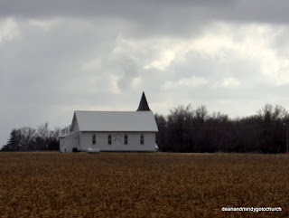country church in Kansas
