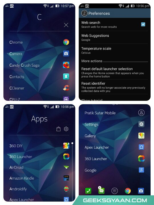 Z Launcher by Nokia