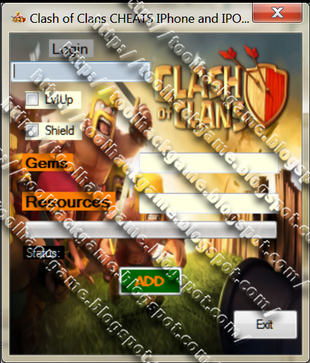 free gems clash of clans iphone clash of clans amp cheats iphone and toolhackgame 18408