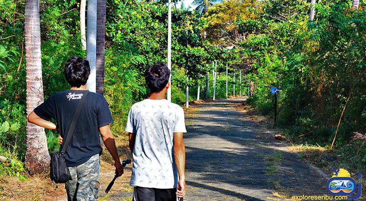 pulau tidung kecil dan kawasan agrowisata dan konservasi