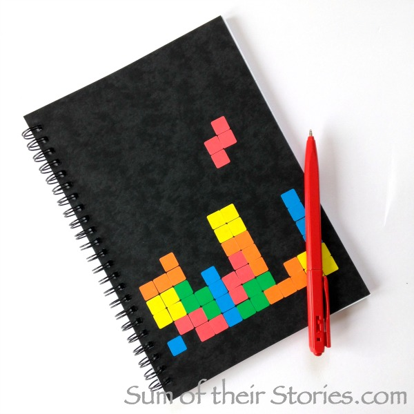 Tetris Note Book