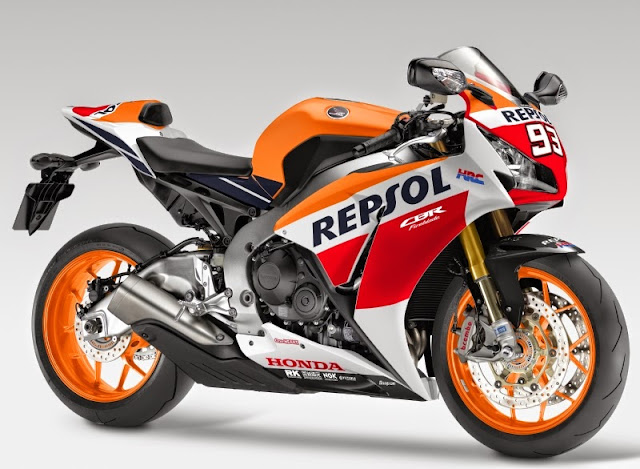 Honda CBR1000RR Repsol Edition