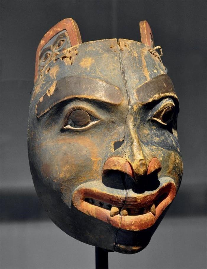 маски древней норвегии картинки