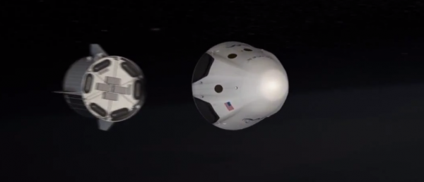 SpaceX Dragon animatedfilmreviews.filminspector.com